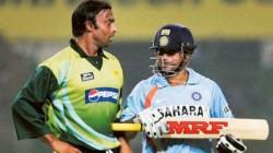Pakistan Legend Shoaib Akhtar Reveals How He Troubled Sachin Tendulkar In 2006 Test