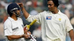 Sachin Tendulkar Closed His Eyes To Shaoib Akhtar S Bouncers Reveals Former Pakistan Pacer