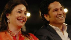 The Wedding Anniversary Of Sachin And Anjali