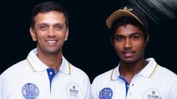 Sanju Reveals How Dravid Asked Him To Play For Rajasthan Royals In Ipl