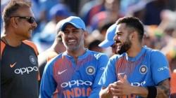 Indian Cricket Team Captain Virat Kohli Leads Birthday Wishes For Coach Ravi Shastri