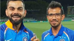 Chahal Prise Kohli He Is A Down To Earth Person