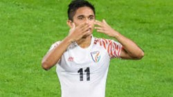 I Am Not Going To Retire Anytime Soon Reveals Indian Football Captain Sunil Chhetri