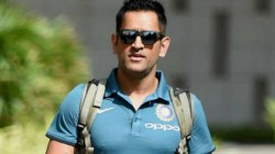 Don T Know Where Ms Dhoni S Retirement Rumours Come From Says Sakshi Dhoni
