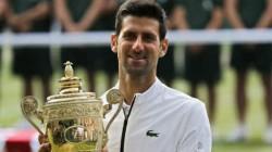 World Number One Serbian Tennis Star Novak Djokovic Tests Positive For Covid