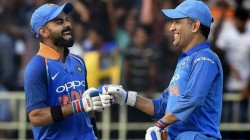 Never Sledge Indian Captain Virat Kohli And Ms Dhoni It Like Oxygen To The Says Jones