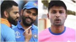 Rohit Better Captain Than Kohli Krishnappa Gowtham