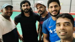 Kerala Batsman Sachin Baby Impressesd With Sreesanth S Pace And Swing In The Nets