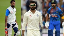 Five Indian Cricketers Were Issued Notice By Nada