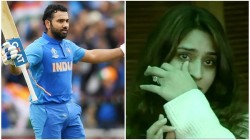 Rohit Recalls Emotional Moment After Third Double Century