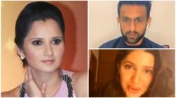 How Sania Reacted After Seeing Malik Chat With Mahira Khan