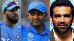 Yuvaraj And Sehwag Among The List Of Indian Star Cricket Players Who Have Nt Got Any Proper Farewell