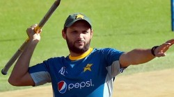 Indian Team Sought Forgiveness From Pakistan After Facing Defeat Shahid Afridi