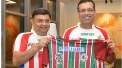 Atk Mohun Bagan To Retain The Historic Green And Maroon Jersey
