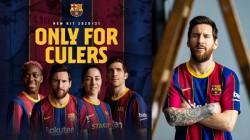 Barceloa Reveals New Home Kit