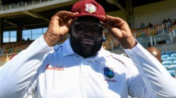 World S Heaviest Cricketer Rahkeem Cornwall Takes Brilliant Catch Against England In Third Test