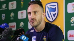 Du Plessis Donates His Bat And Pink Shirt To Raise Funds For Poor Kids