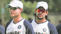 Former Indian Captain Sourav Ganguly Predicted Bright Future For Ms Dhoni When He First Saw Him