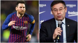 Messi Leave Barcelona Club President Reacted