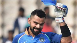 Virat Kohli Leads The List Of Fastest Batsmen To Score 10000 Runs In Odi Cricket