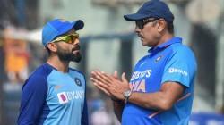 Ravi Shastri S Advice Helped Me In England Tour Reveals Indian Captain Virat Kohli