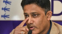 Former Spin Legend Anil Kumble Reveals How He Became Indian Cricket Team Coach