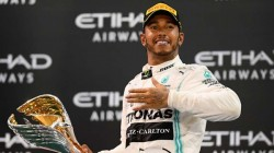 Lewis Hamilton Want Salary Hike For Contract Extension With Mercides
