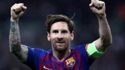 Lionel Messi Scores 700 Th Career Goal But Barcelona Held By Atletico Madrid In La Liga