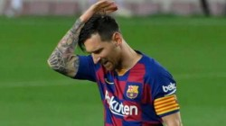 Barcelona A Weak And Erratic Team Criticises Lionel Messi After La Liga Title Defence Come To An End