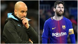 Guardiola React About Messi S Transfer Talk