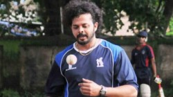 Sreesanth Working On His Match Fitness And All Waiting For His Comeback Reveals Sachin Baby