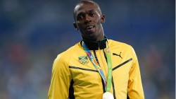 Usain Bolt Hints Return From Track
