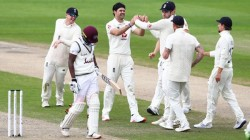 England West Indies Third Test Day Two Closed