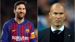 Zidane Wants Messi To Stay In Laliga