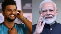 Pm Narendra Modi S Appreciation Letter To Suresh Raina Is Winning The Internet