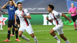 French Champions Psg Reaches Champions League Semi Final After Beating Atalanta With Two Late Goals