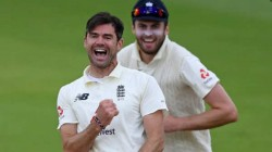 England Star Pacer James Anderson Enters To 10 In Latest Icc Test Bowlers Ranking
