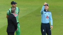 Third Odi Ireland Won The Toss And Select Fielding Against England