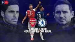 Arsenal Chelsea Fa Cup Final India Time And Channel Telecast Full Details