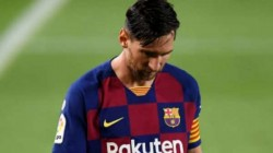 Argentine Legend Lionel Messi Could Be Banned By Fifa If He Fails To Solve Contract Issue With Barca