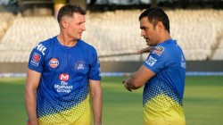 Csk S Playing 11 In Their First Ever Ipl Game
