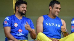 Suresh Raina Reveals His Csk Captain Ms Dhoni Training Hard At Home For Ipl