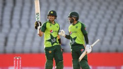 Mohamamad Hafeez Shines With Bat As Pakistan Beats England In Thriller To Level Three Match Series