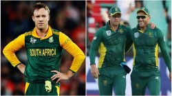 Faf Du Plessis Revealed Why He Never Convinced Ab De Villiers To Return After Retirement