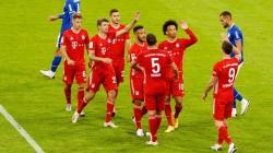 Bundesliga Bayern Munich Win Over Schalke By 8 0 In The Opening Match