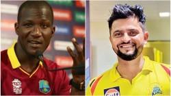 Darren Sammy Opens Up That Suresh Raina Is The Delightful Cricketer He Has Ever Met