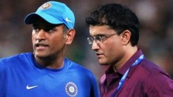 Ipl 2020 Sourav Ganguly Requested Critics To Give Time To Csk Captain Ms Dhoni To Perform