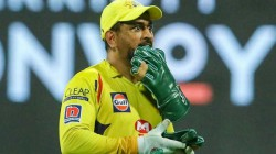 Milestones Waiting For Chennai Super Kings Captain Ms Dhoni In Ipl 2020 Match Against Rajasthan