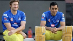 Csk Players In Good Rythem Before Ipl As Dhoni Watson And Rayudu Smashes Bowlers In Practice Match