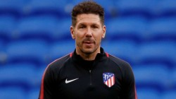 Atletico Madrid Coach Diego Simeone Test Positive For Covid